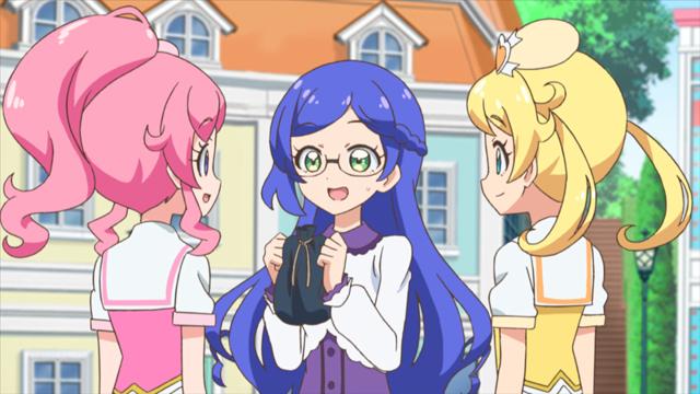 TVアニメ『キラッとプリ☆チャン』第38話先行場面カット・あらすじ到着!ミラクル☆キラッツの三人はある人物からとっておきの策を提案されて……-16
