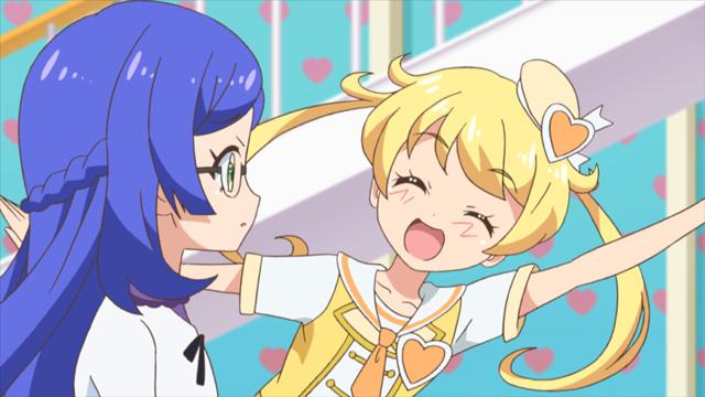 TVアニメ『キラッとプリ☆チャン』第38話先行場面カット・あらすじ到着!ミラクル☆キラッツの三人はある人物からとっておきの策を提案されて……-19
