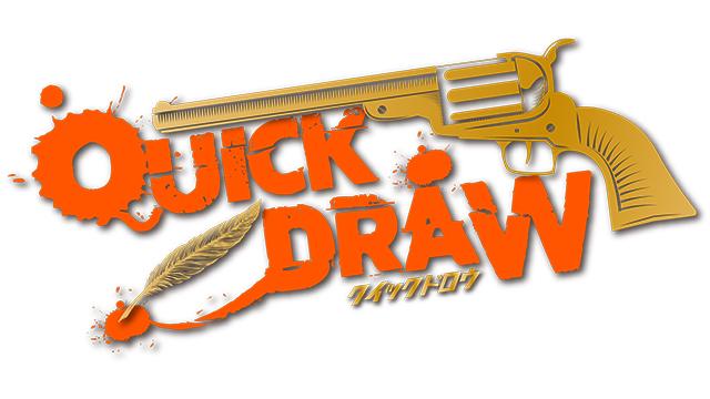 ▲『QUICK DRAW』のロゴ