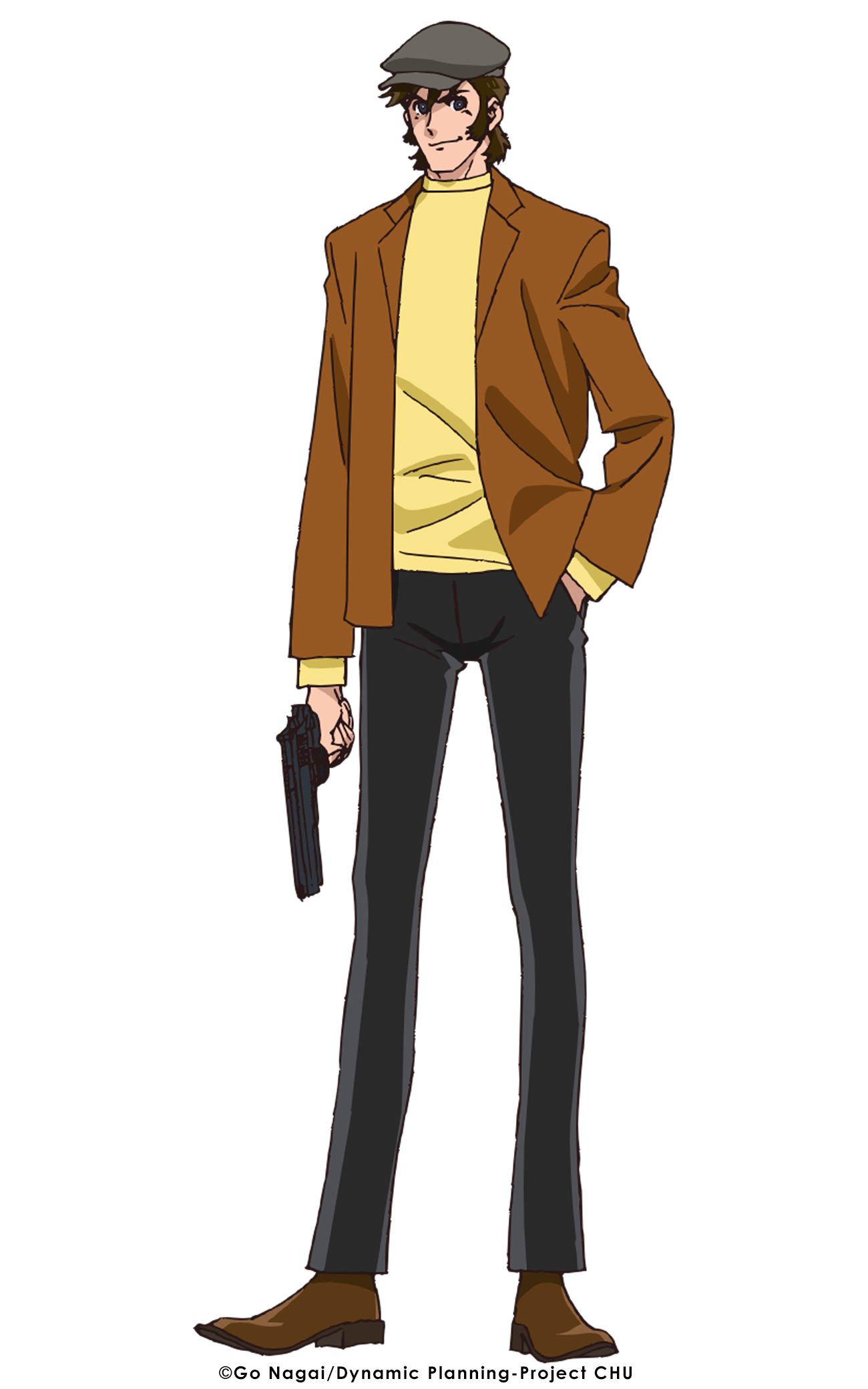 『キューティーハニーユニバース』第9話の先行場面カット&あらすじ公開! パンサークローに捕われた人質たちの存在に苦悩するハニーだったが……-6