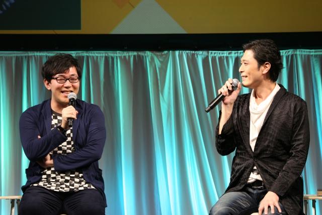 小野友樹さんと高橋広樹さんが朗読ドラマを熱演!『抱かれたい男1位に脅されています。』スペシャルステージレポート【アニメジャパン2018】の画像-1