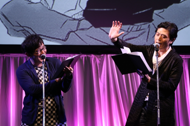 西條高人役・高橋広樹さん&佐々木 拓役・日野 聡さんによるTVアニメ『抱かれたい男1位に脅されています。』最終回目前 声優対談 第2弾|オリジナルストーリーで描かれる最終回は、『だかいち』からのクリスマスプレゼント☆-9