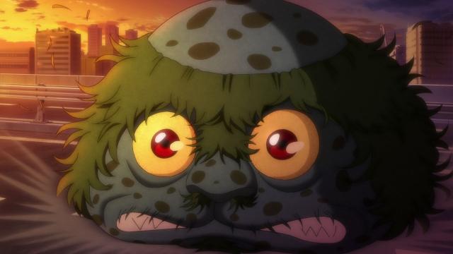 『ゲゲゲの鬼太郎』第46話「呪いのひな祭 麻桶毛」より先行カット公開! 廊下には、お内裏様とお雛様のみ置かれた7段飾りが……-8