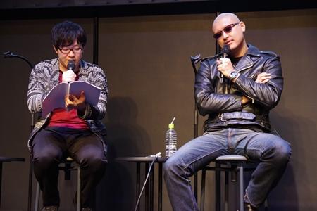 小林裕介さんがメガキンの姿で登場!? 最新情報盛りだくさんだった『D×2 真・女神転生』スペシャルステージをレポ【TGS2018】-19
