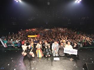 内田真礼さん、小松未可子さんら声優アーティストが出演した「musicるFES-Spring Edition-」の公式レポートが到着!