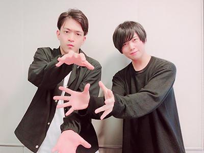 『ダメラジ』より、斉藤壮馬&石川界人の公式インタビュー到着