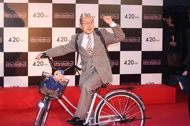 ▲桐谷広人さん(将棋棋士・投資家)&E.T