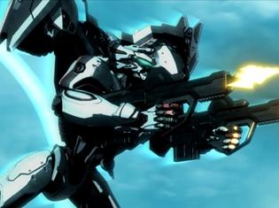 TVアニメ『重神機パンドーラ』第4話の先行場面カット&あらすじ到着! レオンはネオ翔龍間近に迫った大型B.R.A.Iに対し、MOEVでの出撃を志願する