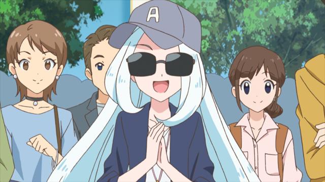 TVアニメ『キラッとプリ☆チャン』第39話先行場面カット・あらすじ到着!みらいはアンジュを前に自分の夢と憧れを語り出して……-14