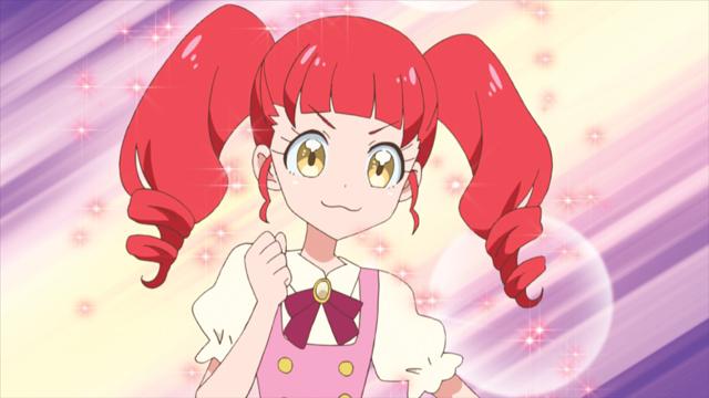 TVアニメ『キラッとプリ☆チャン』第39話先行場面カット・あらすじ到着!みらいはアンジュを前に自分の夢と憧れを語り出して……-17