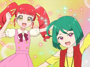 TVアニメ『キラッとプリ☆チャン』第3話先行場面カット・あらすじ到着! みらいは自分の特技は何か、思い悩んでいて……