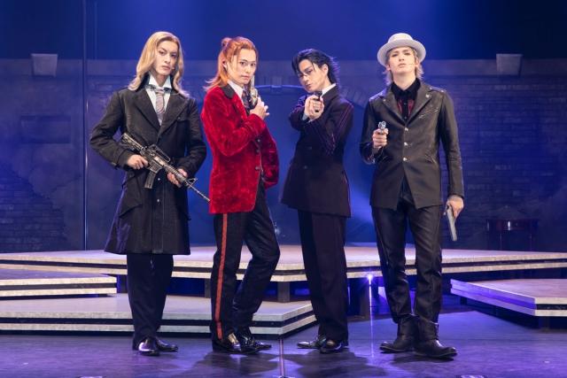 『うた☆プリ』舞台 劇団シャイニング『JOKER TRAP』速報レポ