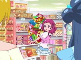 『HUGっと!プリキュア』第12話よりあらすじ・先行場面カット到着! みんなと初めてのパジャマパーティーで大盛り上がり!
