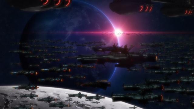 『宇宙戦艦ヤマト2202 愛の戦士たち』第七章「新星篇」<最終章>より、劇場特報&先行場面カットが公開-2