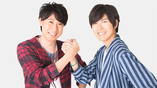 ▲左から鈴村健一さん、神谷浩史さん