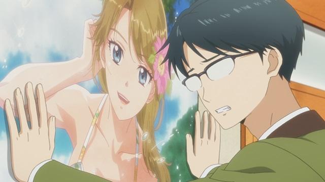 『多田くんは恋をしない』第4話「見なかったことにしよう……」の先行カット解禁