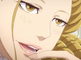TVアニメ『奴隷区』第3話「被虐-higyaku-」のあらすじと先行場面カットが到着。セイヤの前に現れた元カノのキャバ嬢・ジュリアは……
