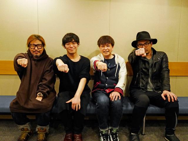 『ワンパンマン』マジCD第4弾、増田俊樹さんらのコメント到着