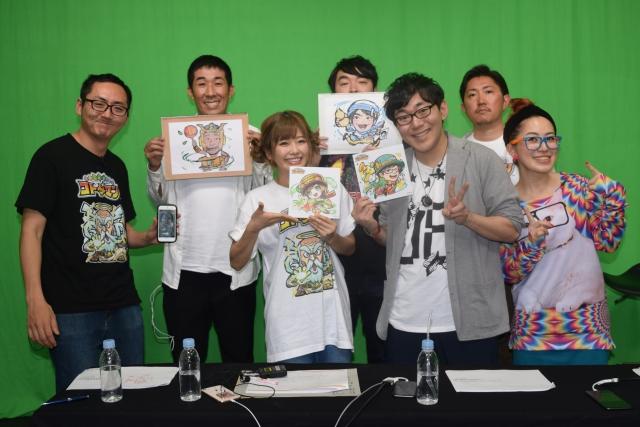 『共闘ことば RPG コトダマン』小野友樹インタビュー