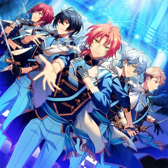 『あんスタ』アルバムシリーズ第3弾 「Knights」より、試聴動画を公開