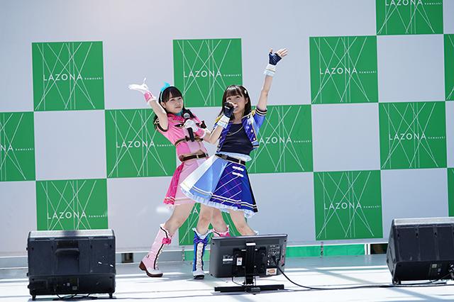 松永あかねさん、⽊⼾⾐吹さんら『アイカツ』声優・6人が登壇した『アイカツフレンズ!』初の関東ステージイベントが⼤盛況!の画像-3