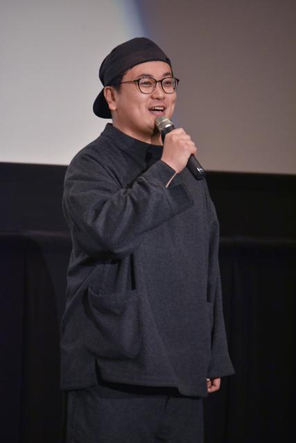 ▲後藤ヒロキさん(フトシ役)
