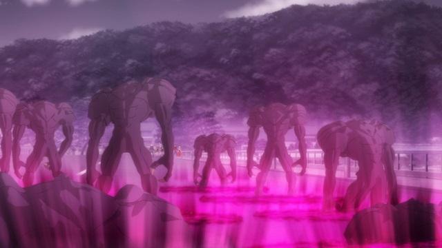 『ハイスクールD×D HERO』第10話の先行場面カット公開! 対戦相手の女性眷属・コリアナが、いきなり脱ぎ始めて……!?-2
