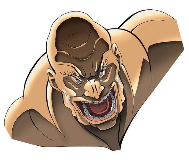 グラップラー刃牙-14