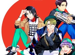 イケメン役者育成ゲー『A3!』より、新ユニット・BRBRookies!のCDジャケット解禁! 初のオリジナルサウンドトラックが8月22日に発売決定!