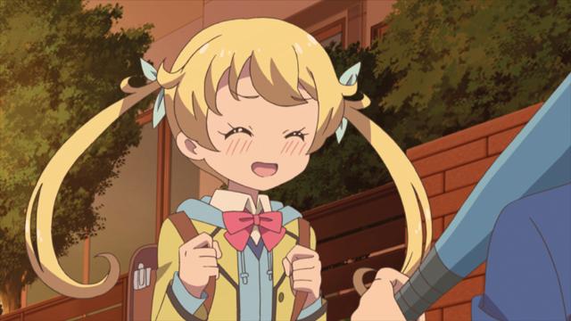 TVアニメ『キラッとプリ☆チャン』第39話先行場面カット・あらすじ到着!みらいはアンジュを前に自分の夢と憧れを語り出して……-11