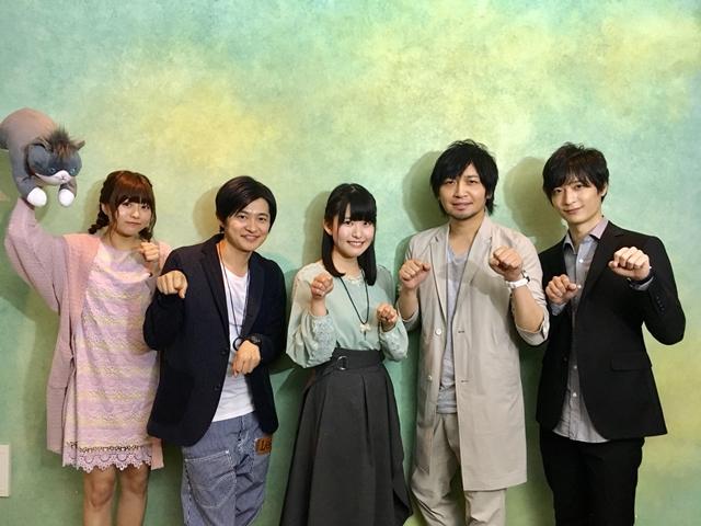 『野崎くん』スタッフ再集結に、中村悠一さんが『多田くんは恋をしない』への意気込みを語る