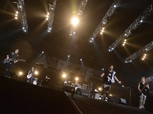 『銀魂』銀ノ魂篇、SPYAIRが7月放送再開時のOPテーマアーティストに! 「銀魂LIVE CARNIVAL 2018」で大発表