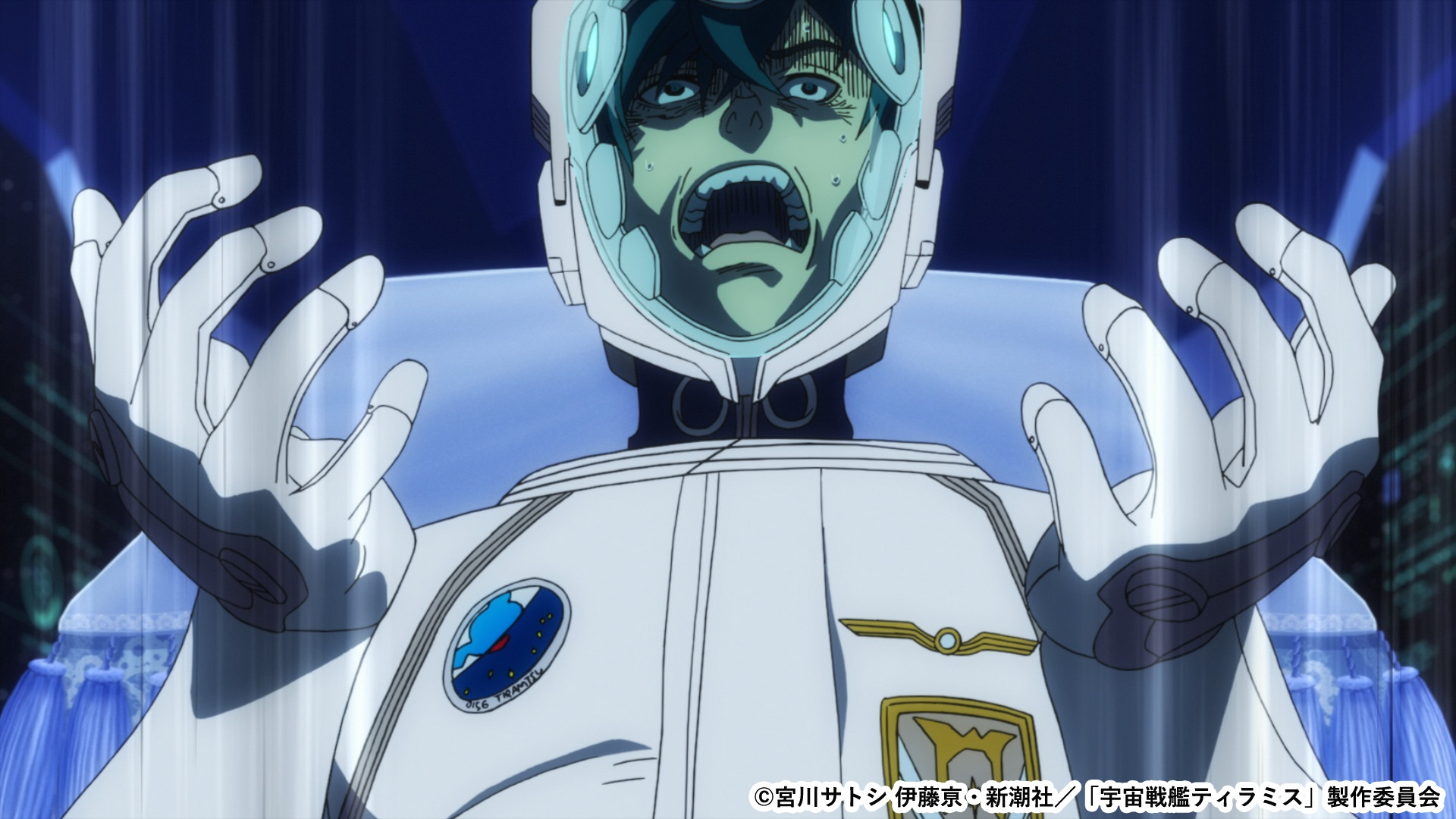 『宇宙戦艦ティラミス』第13話(最終話)の先行カット公開! 激闘の中、スバル(CV:石川界人)の前にイスズ(CV:櫻井孝宏)が立ちはだかる-3