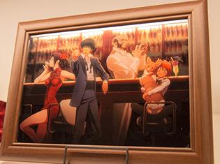 グッドスマイル×アニメイトカフェ秋葉原で開催中の『カウボーイビバップ』コラボカフェ初日の模様をレポート!