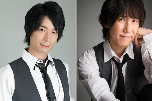 ▲左から村上和也さん、平川大輔さん