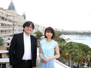 『未来のミライ』がカンヌ国際映画祭「監督週間」に選出され世界初上映! 細田守監督と上白石萌歌さんが登壇した舞台挨拶のオフィシャルレポートが到着