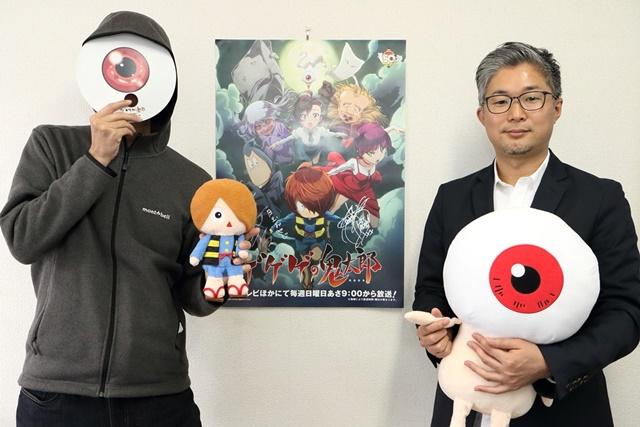 ▲左から、シリーズディレクター・小川孝治監督、プロデューサー・永富大地さん