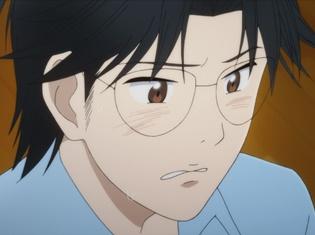 『ピアノの森』第7話「再会」より、先行場面カット到着! 修平は今のカイと向き合いたいとその行方を捜すのだが……