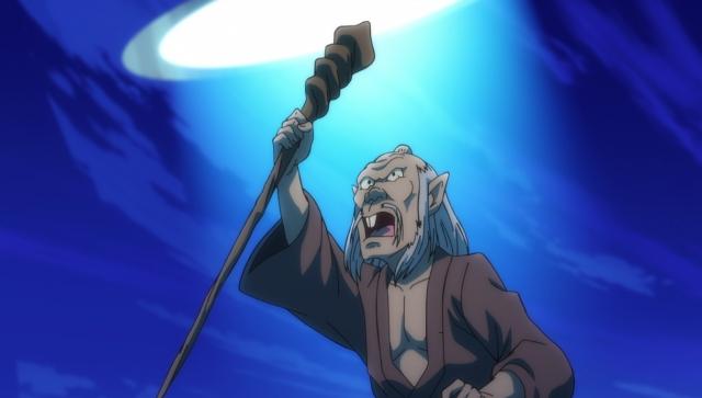 『ゲゲゲの鬼太郎』第44話「なりすましのっぺらぼう」より先行カット到着! SNSで知り合った友人・ゴーゴー万次郎、その正体は……!?-8