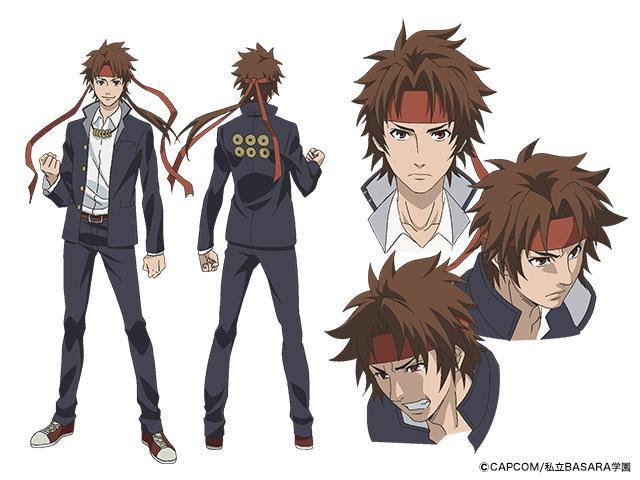 『学園BASARA』森川智之さん・子安武人さんらお馴染みの声優5名が出演決定! キャラクタービジュアルも公開