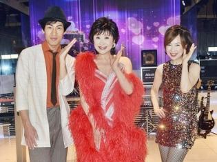 小林幸子さんが6月4日放送のBS11「Anison Days」にて不朽の名曲「風といっしょに」「キューティーハニー」を熱唱! 小林さんにインタビュー