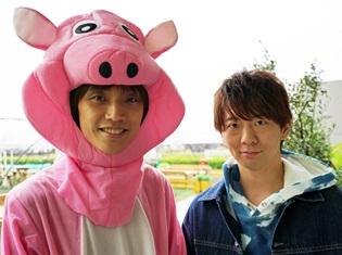 『銀の匙 Silver Spoon』木村良平さんが『ミュ~コミ+プラスTV』第11回のゲストに! 屋外でベーコンの燻製&ピザ作りに挑戦
