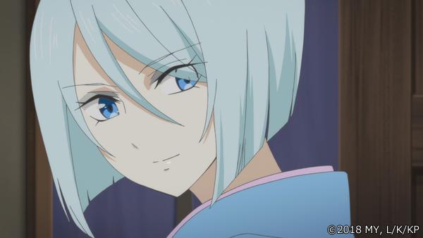 『かくりよの宿飯』第9話「妖老夫婦の結婚記念日。」より先行場面カットが到着! 銀次とはぐれたうえに、閉じ込められてしまった葵は……の画像-13