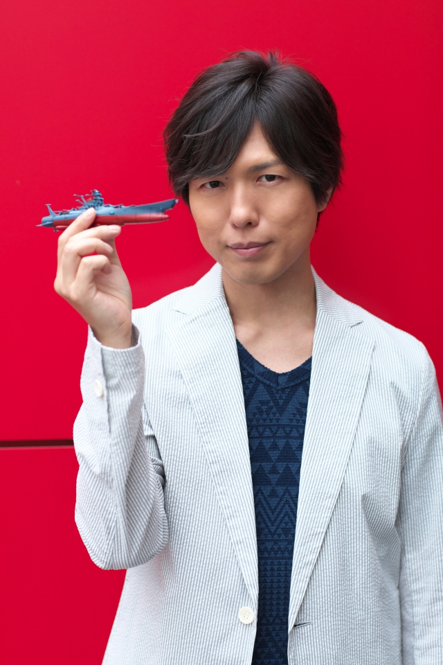 『宇宙戦艦ヤマト2202 愛の戦士たち』神谷浩史さんのオフィシャルインタビューが到着!