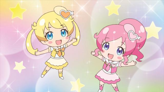 TVアニメ『キラッとプリ☆チャン』第39話先行場面カット・あらすじ到着!みらいはアンジュを前に自分の夢と憧れを語り出して……-2