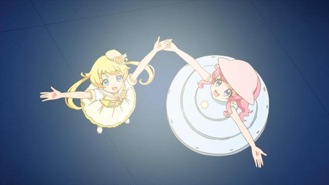 TVアニメ『キラッとプリ☆チャン』第39話先行場面カット・あらすじ到着!みらいはアンジュを前に自分の夢と憧れを語り出して……-5