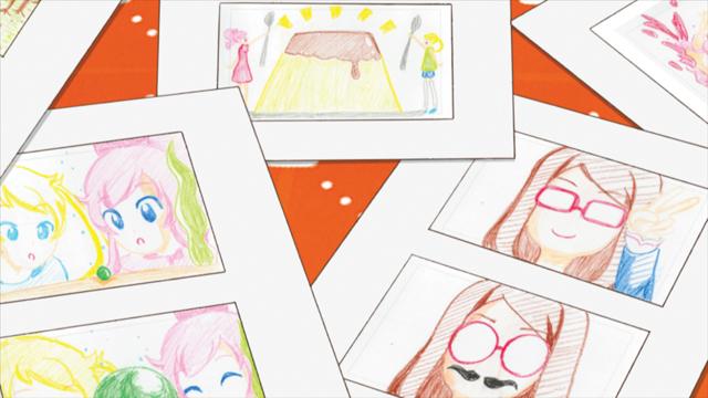TVアニメ『キラッとプリ☆チャン』第39話先行場面カット・あらすじ到着!みらいはアンジュを前に自分の夢と憧れを語り出して……-6