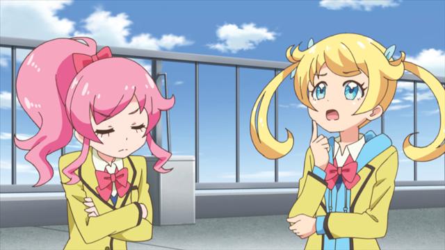 TVアニメ『キラッとプリ☆チャン』第39話先行場面カット・あらすじ到着!みらいはアンジュを前に自分の夢と憧れを語り出して……-8