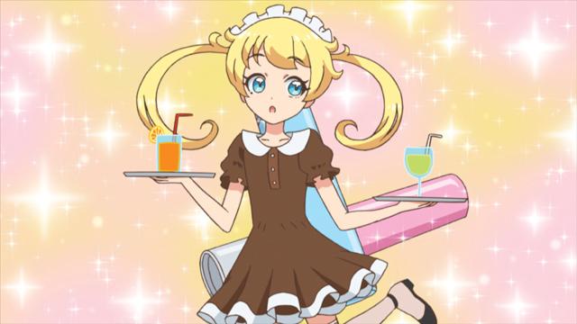 TVアニメ『キラッとプリ☆チャン』第39話先行場面カット・あらすじ到着!みらいはアンジュを前に自分の夢と憧れを語り出して……-13