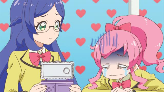 TVアニメ『キラッとプリ☆チャン』第39話先行場面カット・あらすじ到着!みらいはアンジュを前に自分の夢と憧れを語り出して……-15